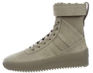 Fear Of God Nubuck Military Sneakers w/ Tags