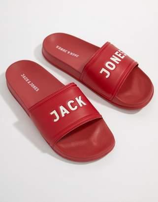 c79711bbd4288 Jack and Jones Sandals For Men - ShopStyle UK