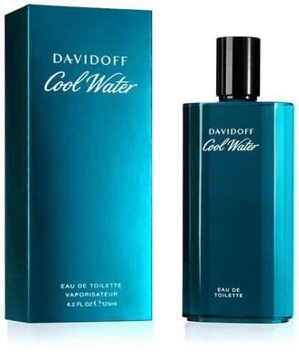 Davidoff Men's Coolwater 4.2Oz Eau De Toilette Spray