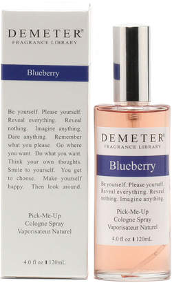 Demeter Women's 4Oz Blueberry Cologne Spray