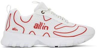 all in White Tennis Sneakers