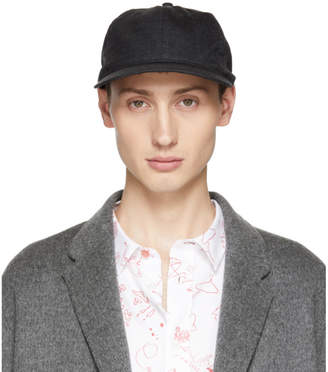 Rag & Bone Grey Dylan Baseball Cap
