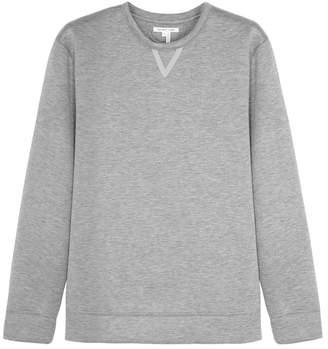 Helmut Lang Grey Jersey Sweatshirt