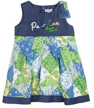 Pampolina Girl's Kleid O. Arm Dress