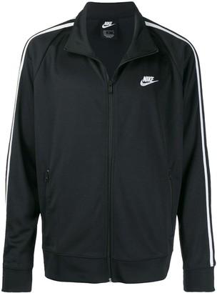 Nike logo track jacket