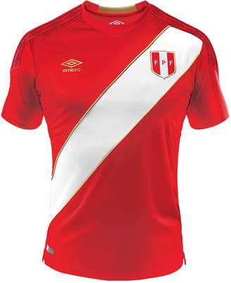 Umbro Peru Away Soccer Jersey World Cup 2018 Authentic Original