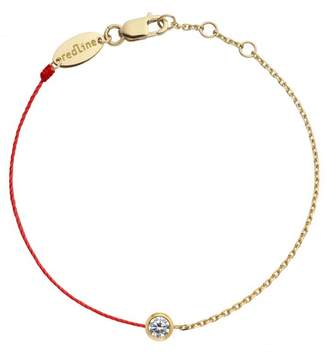 Redline Pure Diamond Chain Bracelet - Red