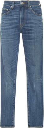 Brock Collection James Mid-Rise Skinny Jean