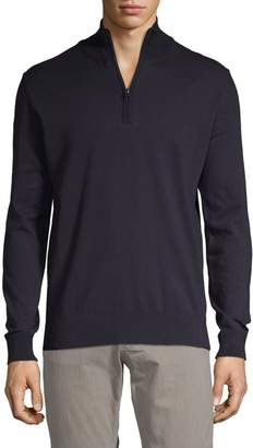 French Connection Quarter-Zip Sweater