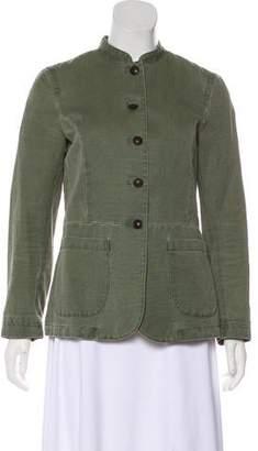 Steven Alan Structured Button-Up Jacket