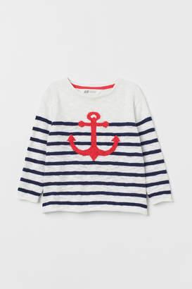 H&M Slub-knit jumper