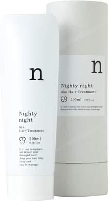 uka Nighty Night Hair Treatment