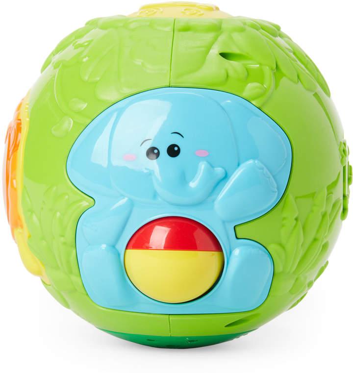 Lollipop Toys Roll N Pop Jungle Activity Ball