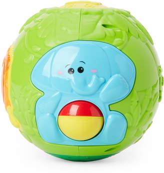N. Lollipop Toys Roll Pop Jungle Activity Ball