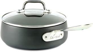 All-Clad HA1 Hard Anodized Nonstick 2.5Qt Sauce Pan - E7852664