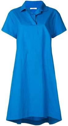 Odeeh loose polo shirt dress