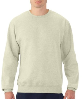 Fruit of the Loom Big Men's Fleece Crew Sweatshirt