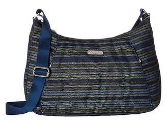 Baggallini Slim Crossbody Hobo