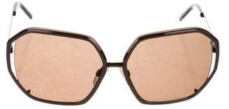 Gianfranco Ferre Oversize Tinted Sunglasses w/ Tags