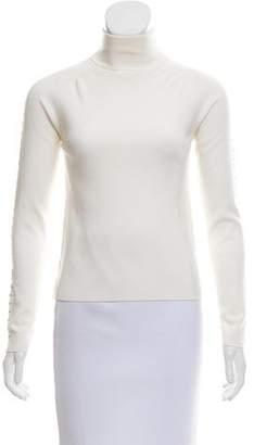 Balenciaga Embellished Turtleneck Sweater