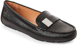 Calvin Klein Black Lisa Driving Loafers