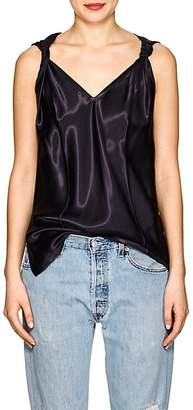 Helmut Lang Women's Satin Twist Tank