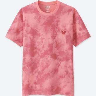 Uniqlo MEN Mickey & The Sun Short Sleeve Graphic T-Shirt