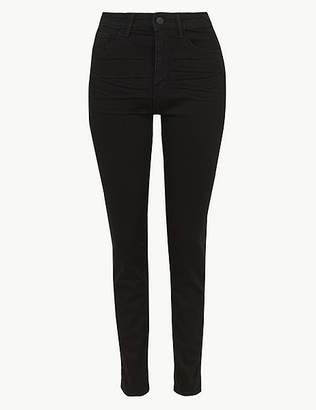 Marks and Spencer High Waist Cigarette Jeans