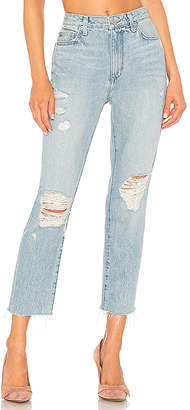 Lovers + Friends Logan High Rise Tapered Jean.