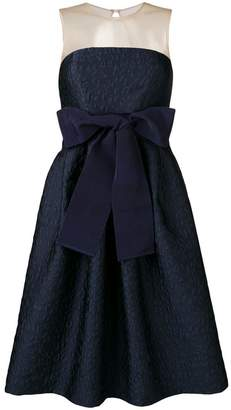 P.A.R.O.S.H. bow detail dress