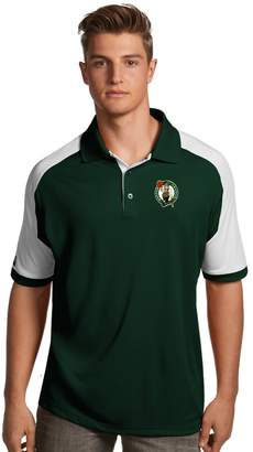 Antigua Men's Boston Celtics Century Polo