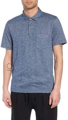 Treasure & Bond Marled Knit Polo