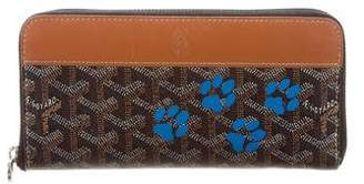 Goyard Goyardine Matignon Wallet