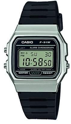 Casio Collection Unisex Adults Watch F-91WM-7AEF