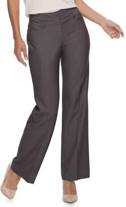 Elle Women's Wide-Leg Trouser Pants