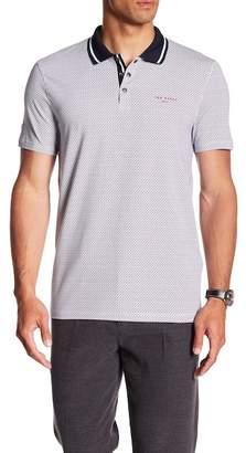 Ted Baker Geo Print Shirt