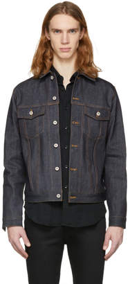 Naked & Famous Denim Denim Indigo Classic Fit Denim Jacket
