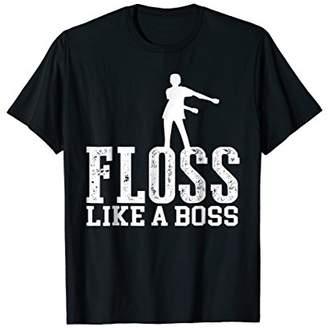 Möve Floss Like A Boss Cool Dance Flossing T-Shirt