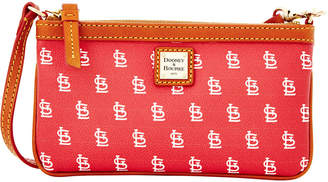Dooney & Bourke St. Louis Cardinals Large Slim Wristlet