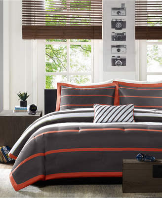 Mi Zone Ashton 3-Pc. Twin/Twin Xl Comforter Set Bedding