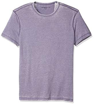 John Varvatos Men's Short Sleeved Crewneck