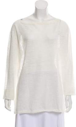 Halston Long Sleeve Sweater