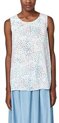Esprit Women's 058ee1f0 Blouse,(Size: 44)