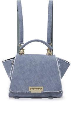 Zac Posen Eartha Iconic Soft Top Handle Convertible Backpack