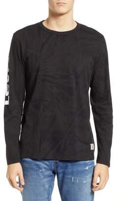 Levi's x Justin Timberlake Camo Long Sleeve T-Shirt