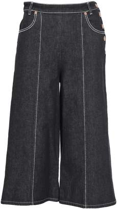 See by Chloe See By Chloe' Coulotte Denim