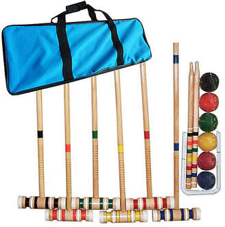One Kings Lane Croquet Set with Carrying Case