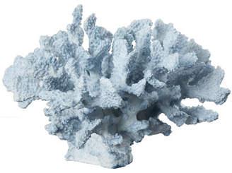 Beachcrest Home Coastal Plastic Decorative Coral Sculpture