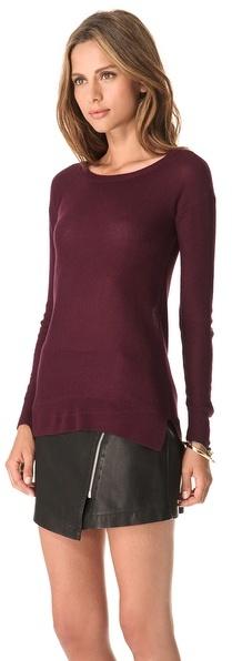 BB Dakota Julissa Mesh Sweater