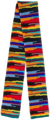 Missoni long multi-stripe scarf